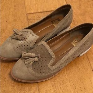 Dolce Vita suede loafers